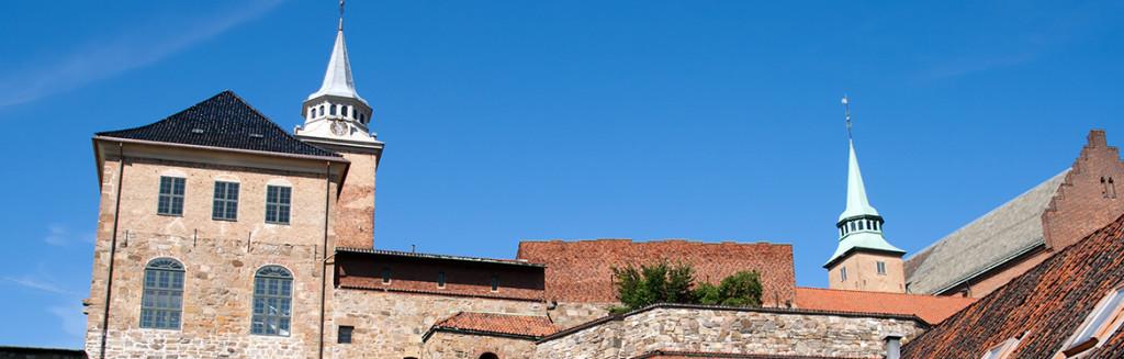 Oslo - Akershus Fortress
